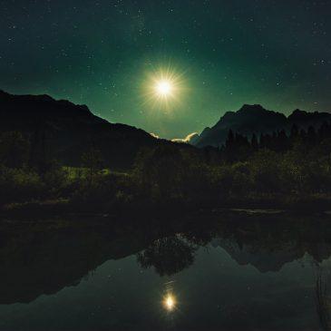 Tiltakende måne