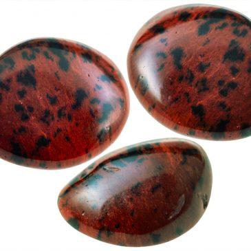 Steinens Betydning: Obsidian Mahogni