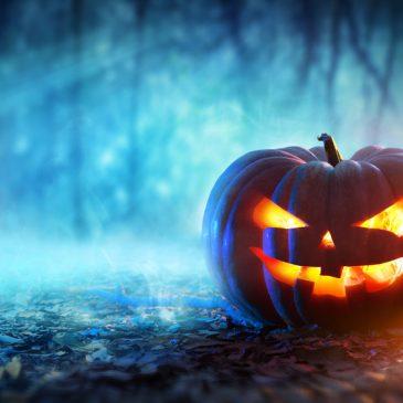 Halloween og underjordiske krefter
